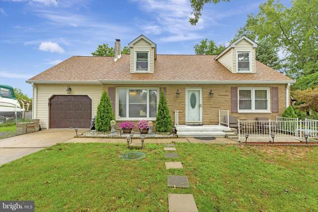 9 Hockamick Rd, COOKSTOWN, NJ 08511 (#NJBL378908) :: Colgan Real Estate