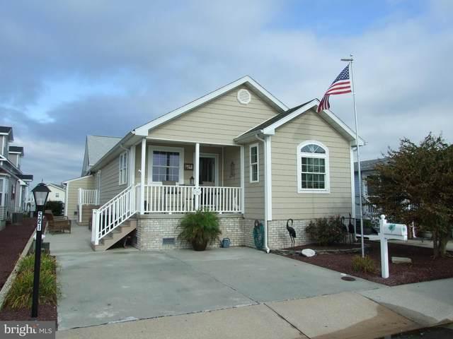 521 Nautical Lane, OCEAN CITY, MD 21842 (#MDWO115874) :: City Smart Living