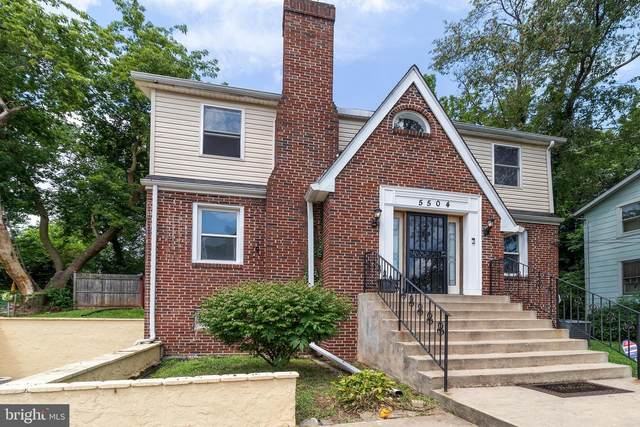 5504 Summerfield Avenue, BALTIMORE, MD 21206 (#MDBA519970) :: The Dailey Group