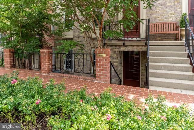 1602 Belmont Street NW C, WASHINGTON, DC 20009 (#DCDC481448) :: Dart Homes