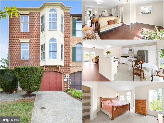 41 Victoria Square, FREDERICK, MD 21702 (#MDFR268782) :: ExecuHome Realty