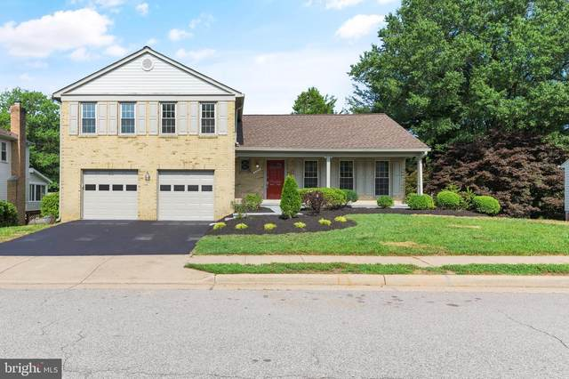 6304 Windward Drive, BURKE, VA 22015 (#VAFX1147314) :: Bruce & Tanya and Associates