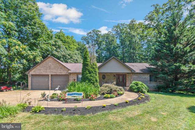 4095 Roop Road, MOUNT AIRY, MD 21771 (#MDCR198756) :: The Licata Group/Keller Williams Realty