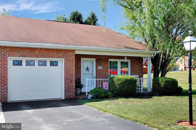 10706 Fairway Lane, HAGERSTOWN, MD 21740 (#MDWA173918) :: ExecuHome Realty