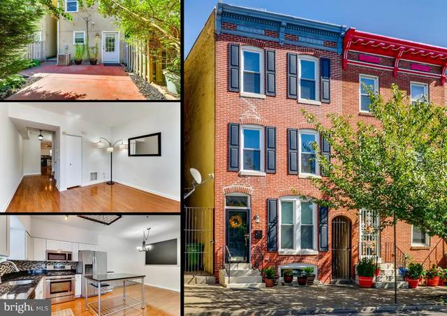 31 N Eden Street, BALTIMORE, MD 21231 (#MDBA519990) :: The Dailey Group