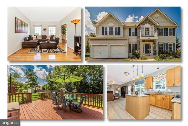 811 Aztec Drive, FREDERICK, MD 21701 (#MDFR268796) :: ExecuHome Realty