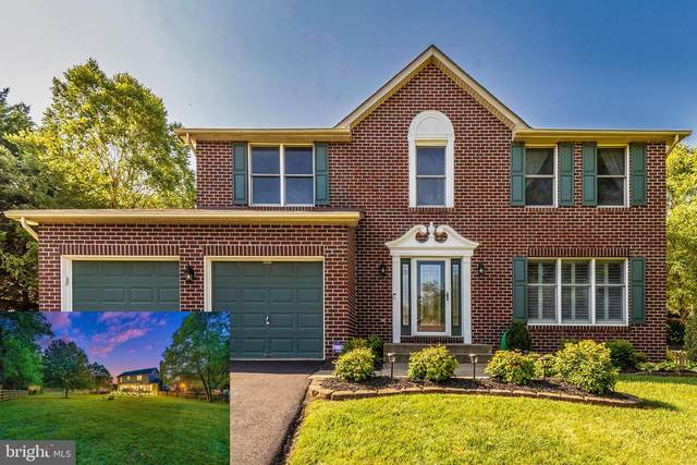 109 Manda Drive, MIDDLETOWN, MD 21769 (#MDFR268802) :: ExecuHome Realty