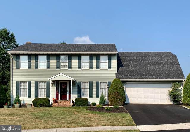 718 Sunhaven Circle, MECHANICSBURG, PA 17055 (#PACB126614) :: TeamPete Realty Services, Inc