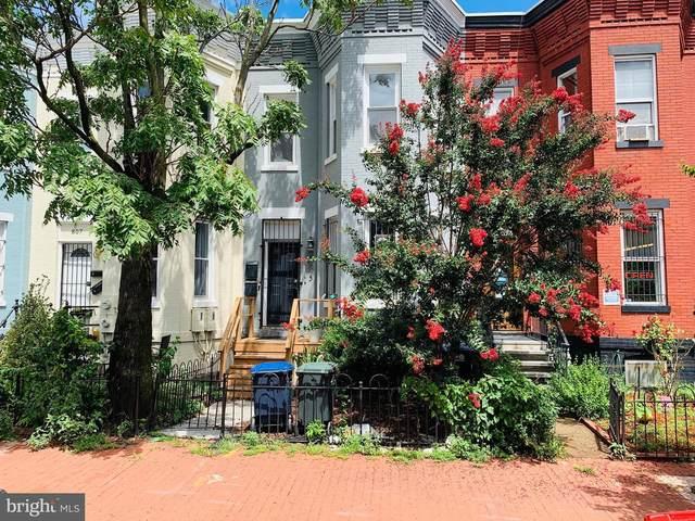 805 T Street NW, WASHINGTON, DC 20001 (#DCDC481476) :: Dart Homes