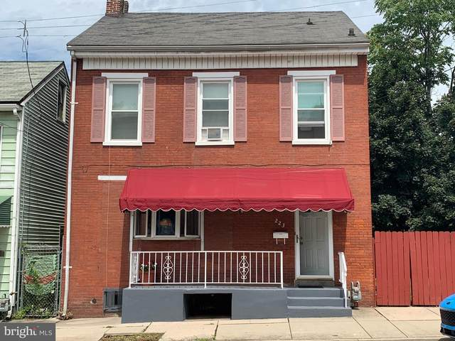 223 W College Avenue, YORK, PA 17401 (#PAYK143154) :: The Heather Neidlinger Team With Berkshire Hathaway HomeServices Homesale Realty