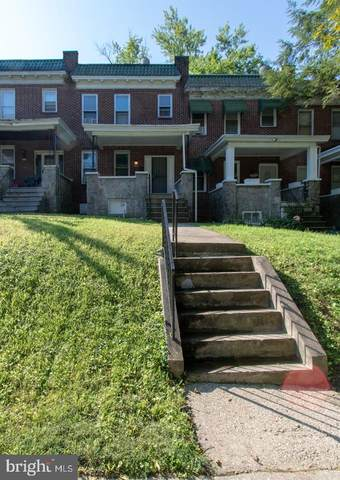 3221 Belmont Avenue, BALTIMORE, MD 21216 (#MDBA520004) :: Great Falls Great Homes