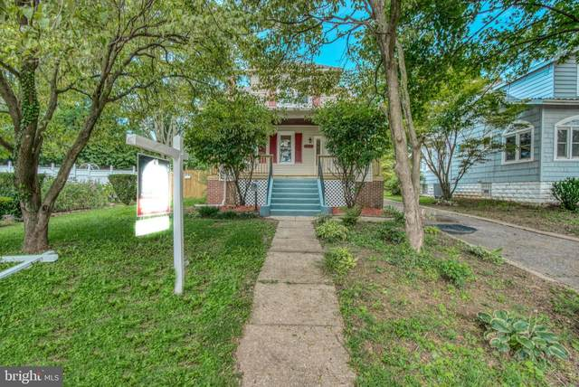 5524 Hilltop Avenue, BALTIMORE, MD 21206 (#MDBA520002) :: Blackwell Real Estate