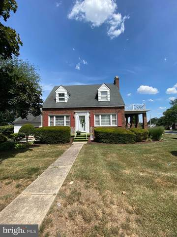 1400 Motter Avenue, FREDERICK, MD 21701 (#MDFR268810) :: EXP Realty