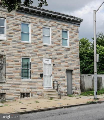 1730 Gorsuch Avenue, BALTIMORE, MD 21218 (#MDBA520010) :: Speicher Group of Long & Foster Real Estate
