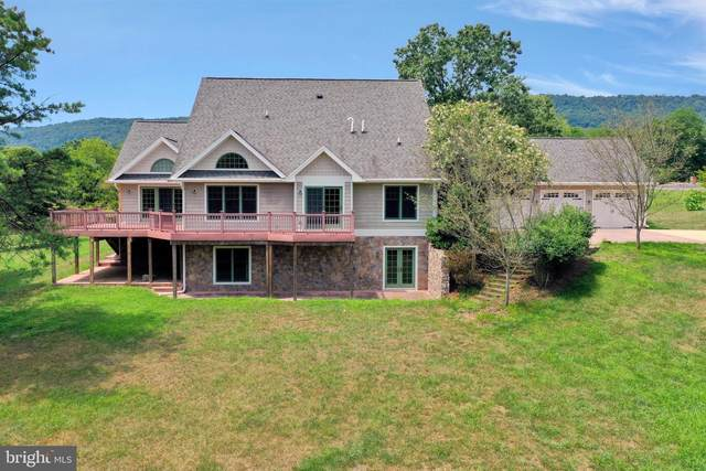 606 Sapphire, HEDGESVILLE, WV 25427 (#WVBE179384) :: Lucido Agency of Keller Williams