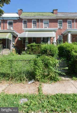 4012 Bonner Road, BALTIMORE, MD 21216 (#MDBA520014) :: AJ Team Realty
