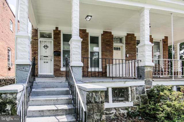 2103 Mount Holly Street, BALTIMORE, MD 21216 (#MDBA520016) :: Network Realty Group