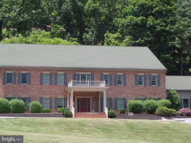 14201 BARBERRY CIRCLE #107, MERCERSBURG, PA 17236 (#PAFL174488) :: Jennifer Mack Properties