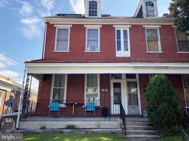144 E Main Street, EPHRATA, PA 17522 (#PALA168122) :: Liz Hamberger Real Estate Team of KW Keystone Realty