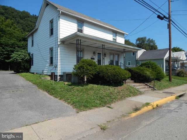 243 N Washington Street, BERKELEY SPRINGS, WV 25411 (#WVMO117230) :: LoCoMusings