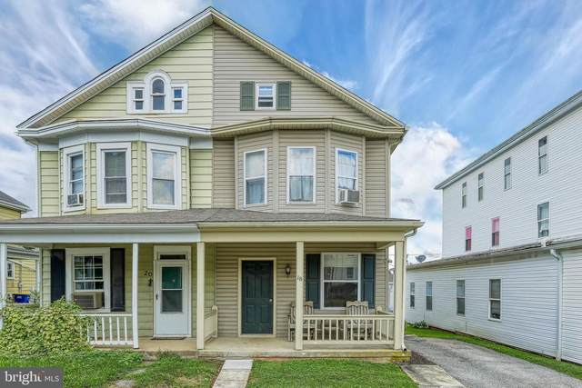 18 S 3RD Street, MOUNT WOLF, PA 17347 (#PAYK143170) :: The Craig Hartranft Team, Berkshire Hathaway Homesale Realty