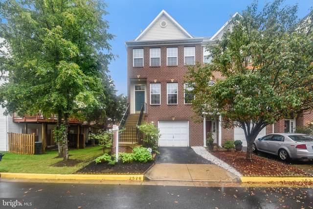 2526 Woodrow Wilson Drive, HERNDON, VA 20171 (#VAFX1147440) :: The Piano Home Group