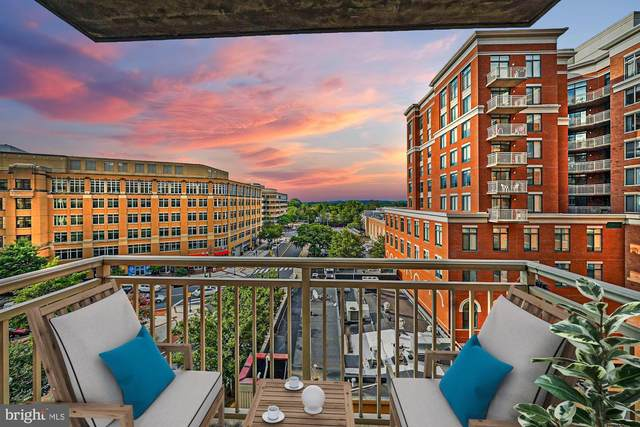 1205 N Garfield Street #608, ARLINGTON, VA 22201 (#VAAR167580) :: The Putnam Group