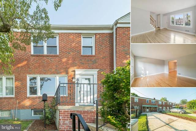 842 Bosley Avenue, BALTIMORE, MD 21204 (#MDBC502694) :: Bic DeCaro & Associates