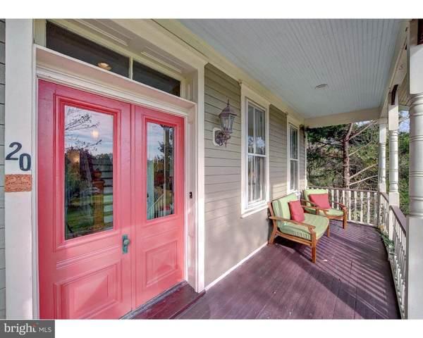 20 W Spring Hollow Drive, HOPEWELL, NJ 08525 (#NJME299960) :: John Lesniewski   RE/MAX United Real Estate