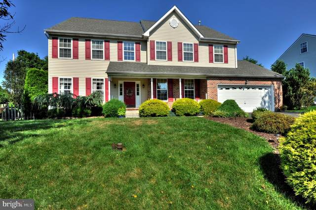 5 Summer Hill Drive, GILBERTSVILLE, PA 19525 (#PAMC659574) :: Pearson Smith Realty