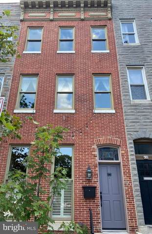 432 S Patterson Park Avenue, BALTIMORE, MD 21231 (#MDBA520054) :: EXP Realty