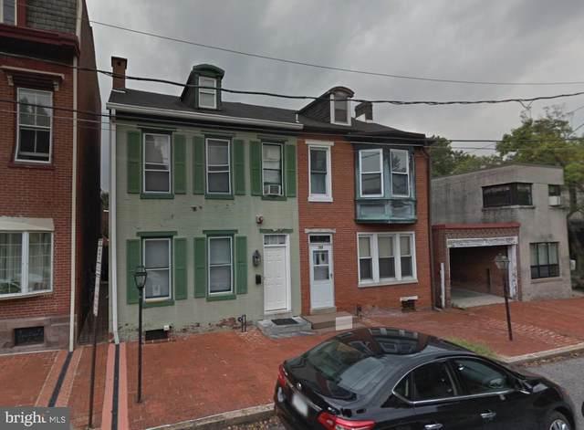 105 Washington Street, HARRISBURG, PA 17104 (#PADA124384) :: ExecuHome Realty