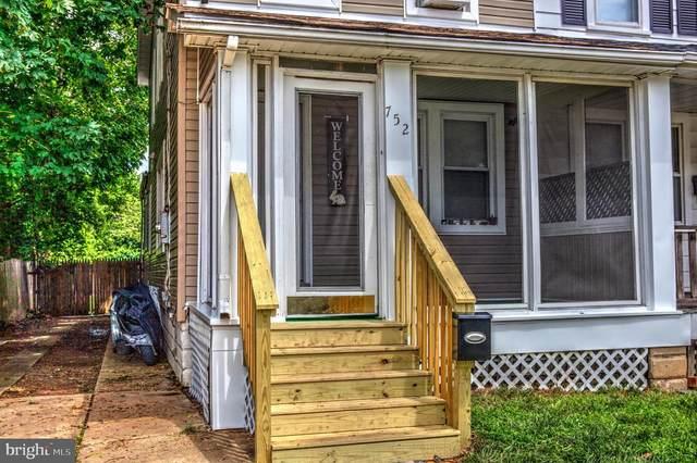752 Trumbull Avenue, LAWRENCEVILLE, NJ 08648 (#NJME299968) :: Bob Lucido Team of Keller Williams Integrity