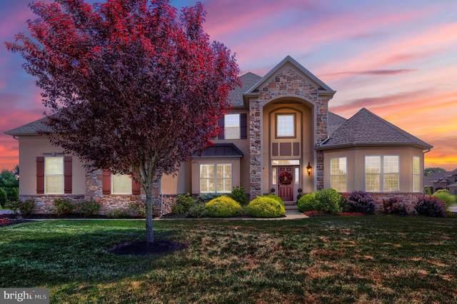 398 Lake Drive, MECHANICSBURG, PA 17055 (#PACB126638) :: The Joy Daniels Real Estate Group