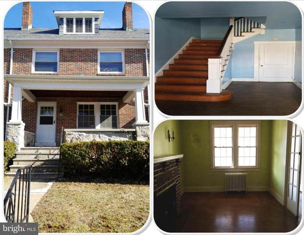 631 N Woodington Road, BALTIMORE, MD 21229 (#MDBA520068) :: Speicher Group of Long & Foster Real Estate