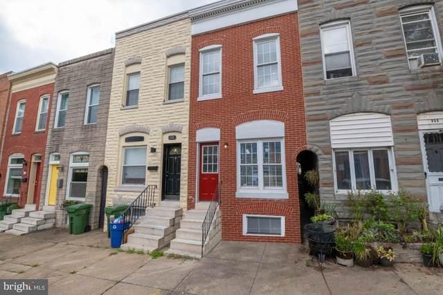 808 S Milton Avenue, BALTIMORE, MD 21224 (#MDBA520076) :: Revol Real Estate