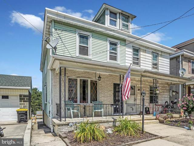 2166 W Norwegian Street, POTTSVILLE, PA 17901 (#PASK131810) :: Ramus Realty Group