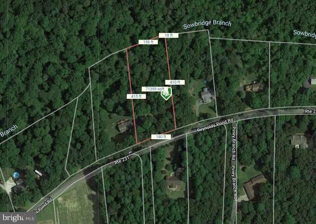 0 Reynolds Pond Road, ELLENDALE, DE 19968 (#DESU166468) :: CoastLine Realty