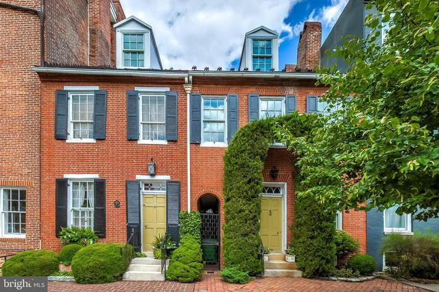 102-104 E Montgomery Street, BALTIMORE, MD 21230 (#MDBA520106) :: AJ Team Realty
