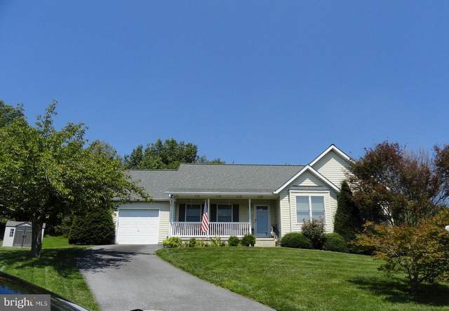 311 Inverness Close, WESTMINSTER, MD 21158 (#MDCR198780) :: The Licata Group/Keller Williams Realty