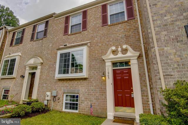 11905 Blue February Way, COLUMBIA, MD 21044 (#MDHW283628) :: The Bob & Ronna Group