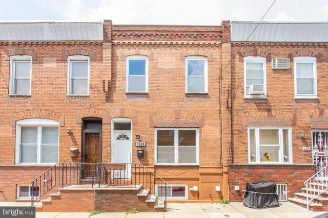 2330 S Colorado Street, PHILADELPHIA, PA 19145 (#PAPH923756) :: Nexthome Force Realty Partners