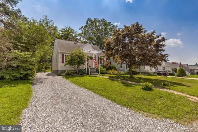 15 Evans Avenue, LUTHERVILLE TIMONIUM, MD 21093 (#MDBC502732) :: Dart Homes