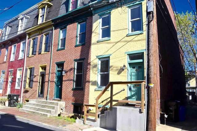 257 Sassafras Street, HARRISBURG, PA 17102 (#PADA124416) :: ExecuHome Realty