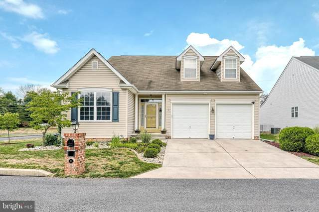 10 Kingsgate Court, GETTYSBURG, PA 17325 (#PAAD112700) :: TeamPete Realty Services, Inc