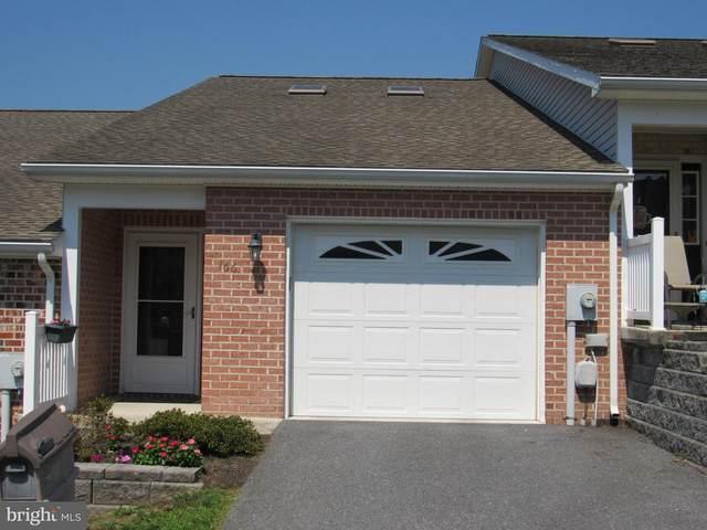 166 Ash Spring Court, WAYNESBORO, PA 17268 (#PAFL174512) :: Corner House Realty