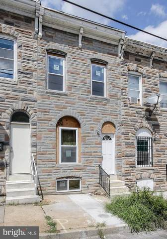 2614 Orleans Street, BALTIMORE, MD 21224 (#MDBA520136) :: Network Realty Group