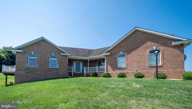 855 Mich Trace Drive, WESTMINSTER, MD 21158 (#MDCR198784) :: The Licata Group/Keller Williams Realty