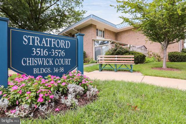 3576 Chiswick Court 34-1C, SILVER SPRING, MD 20906 (#MDMC720568) :: Dart Homes