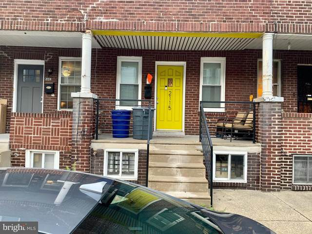 2115 S Beechwood Street, PHILADELPHIA, PA 19145 (#PAPH923874) :: REMAX Horizons
